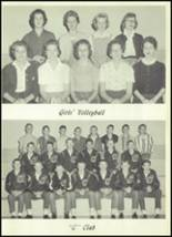 1959 Clyde High School Yearbook Page 66 & 67