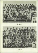 1959 Clyde High School Yearbook Page 68 & 69