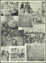 1959 Clyde High School Yearbook Page 72 & 73
