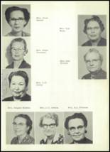 1959 Clyde High School Yearbook Page 76 & 77