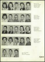 1959 Clyde High School Yearbook Page 78 & 79