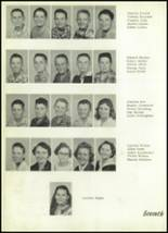 1959 Clyde High School Yearbook Page 80 & 81