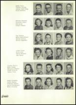 1959 Clyde High School Yearbook Page 82 & 83