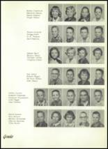 1959 Clyde High School Yearbook Page 84 & 85