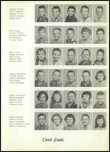 1959 Clyde High School Yearbook Page 86 & 87