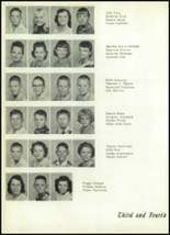 1959 Clyde High School Yearbook Page 88 & 89