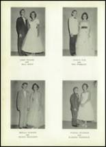 1959 Clyde High School Yearbook Page 94 & 95