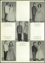 1959 Clyde High School Yearbook Page 96 & 97