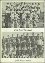 1959 Clyde High School Yearbook Page 98 & 99
