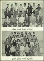 1959 Clyde High School Yearbook Page 100 & 101