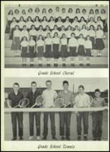 1959 Clyde High School Yearbook Page 102 & 103