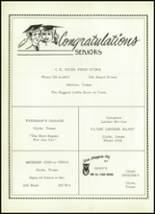 1959 Clyde High School Yearbook Page 106 & 107