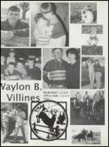 1999 Kingston High School Yearbook Page 16 & 17