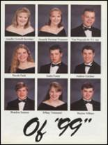 1999 Kingston High School Yearbook Page 22 & 23