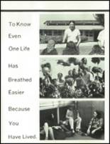 1973 Awalt High School Yearbook Page 12 & 13