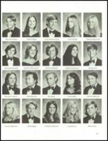1973 Awalt High School Yearbook Page 24 & 25