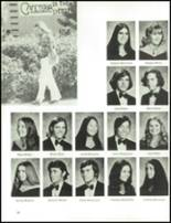 1973 Awalt High School Yearbook Page 42 & 43