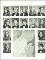 1973 Awalt High School Yearbook Page 44 & 45