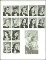 1973 Awalt High School Yearbook Page 50 & 51