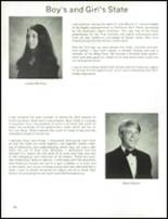 1973 Awalt High School Yearbook Page 58 & 59