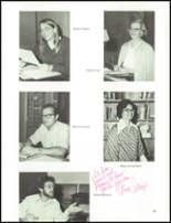 1973 Awalt High School Yearbook Page 68 & 69