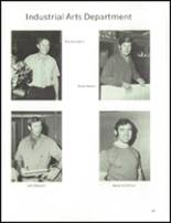 1973 Awalt High School Yearbook Page 72 & 73