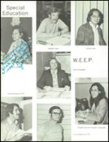 1973 Awalt High School Yearbook Page 82 & 83