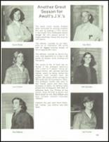 1973 Awalt High School Yearbook Page 104 & 105