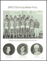 1973 Awalt High School Yearbook Page 108 & 109