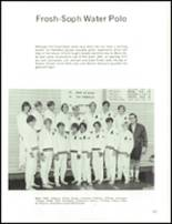 1973 Awalt High School Yearbook Page 110 & 111