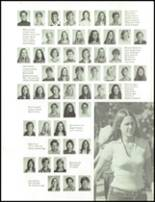 1973 Awalt High School Yearbook Page 122 & 123