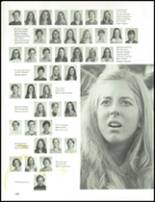 1973 Awalt High School Yearbook Page 124 & 125