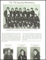 1973 Awalt High School Yearbook Page 130 & 131