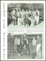 1973 Awalt High School Yearbook Page 154 & 155
