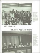 1973 Awalt High School Yearbook Page 182 & 183