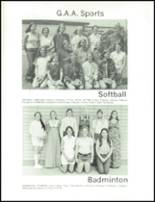 1973 Awalt High School Yearbook Page 210 & 211