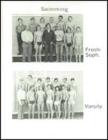 1973 Awalt High School Yearbook Page 216 & 217