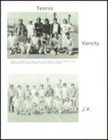 1973 Awalt High School Yearbook Page 218 & 219