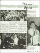 1993 North Mesquite High School Yearbook Page 22 & 23