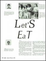 1993 North Mesquite High School Yearbook Page 28 & 29
