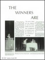 1993 North Mesquite High School Yearbook Page 36 & 37