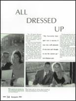 1993 North Mesquite High School Yearbook Page 38 & 39