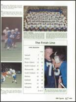 1993 North Mesquite High School Yearbook Page 70 & 71