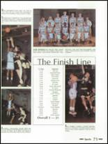 1993 North Mesquite High School Yearbook Page 74 & 75