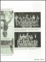 1993 North Mesquite High School Yearbook Page 76 & 77