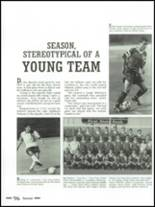 1993 North Mesquite High School Yearbook Page 100 & 101