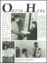 1993 North Mesquite High School Yearbook Page 114 & 115