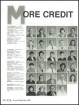 1993 North Mesquite High School Yearbook Page 180 & 181