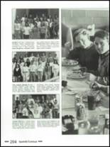 1993 North Mesquite High School Yearbook Page 208 & 209