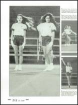 1993 North Mesquite High School Yearbook Page 216 & 217